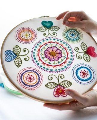 Learn Embroidery Beginners Embroidery Course Create Embroidery